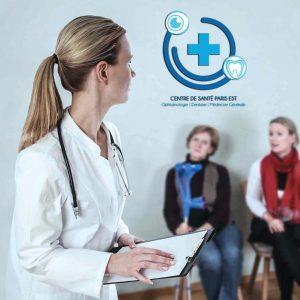 Le parcours de soins au centre de santé Paris Est - Consultation médicale avec un spécialiste